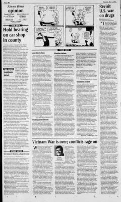 Altoona Mirror, May 01, 2001, Page 11