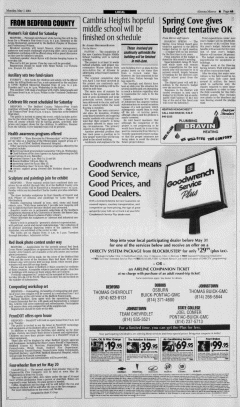 Altoona Mirror, May 07, 2001, Page 10