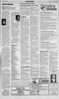 Altoona Mirror, May 07, 2001, Page 18