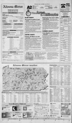 Altoona Mirror, May 09, 2001, Page 4