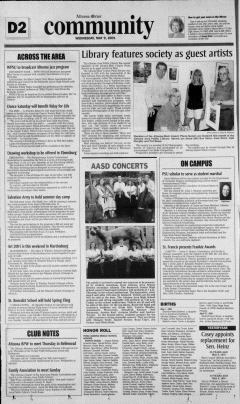 Altoona Mirror, May 09, 2001, Page 72