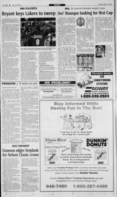 Altoona Mirror, May 14, 2001, Page 20
