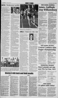 Altoona Mirror, May 16, 2001, Page 18