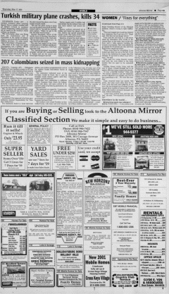 Altoona Mirror, May 17, 2001, Page 21