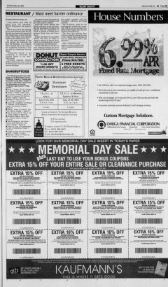 Altoona Mirror, May 25, 2001, Page 5