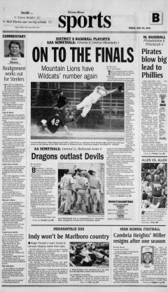 Altoona Mirror, May 25, 2001, Page 13