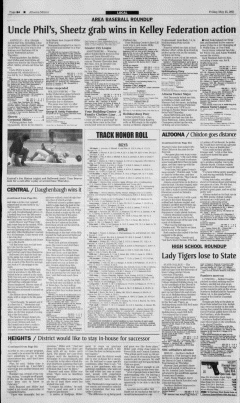 Altoona Mirror, May 25, 2001, Page 16