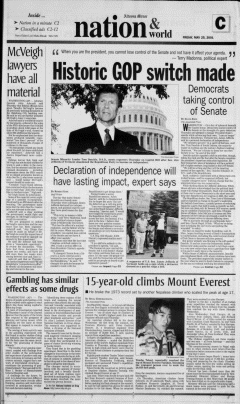Altoona Mirror, May 25, 2001, Page 19