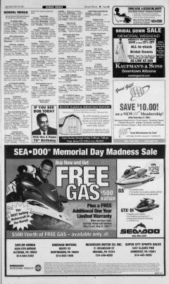 Altoona Mirror, May 26, 2001, Page 6
