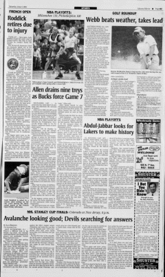 Altoona Mirror, June 02, 2001, Page 30
