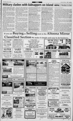 Altoona Mirror, June 02, 2001, Page 42