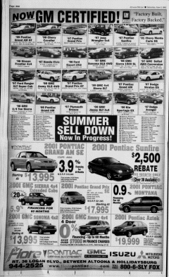 Altoona Mirror, June 02, 2001, Page 60