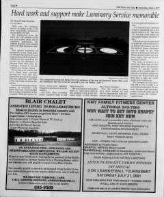 Altoona Mirror, June 02, 2001, Page 82