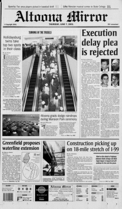 Altoona Mirror, June 07, 2001, Page 2