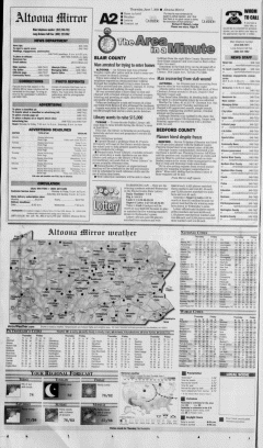 Altoona Mirror, June 07, 2001, Page 4