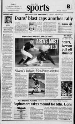 Altoona Mirror, June 07, 2001, Page 26