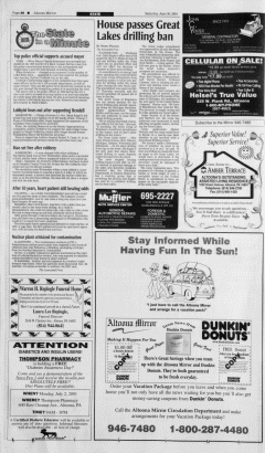 Altoona Mirror, June 30, 2001, Page 12