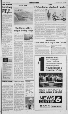 Altoona Mirror, July 10, 2001, Page 22