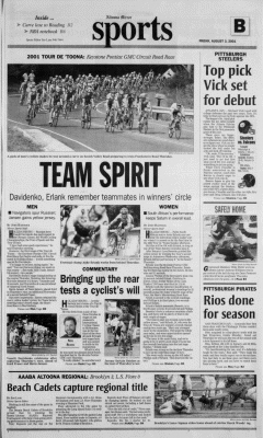 Altoona Mirror, August 03, 2001, Page 26