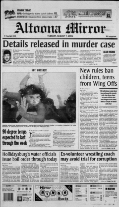 Altoona Mirror, August 07, 2001, Page 2