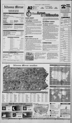 Altoona Mirror, August 07, 2001, Page 4