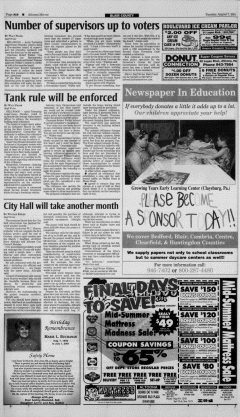 Altoona Mirror, August 07, 2001, Page 20