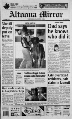 Altoona Mirror, August 08, 2001, Page 2