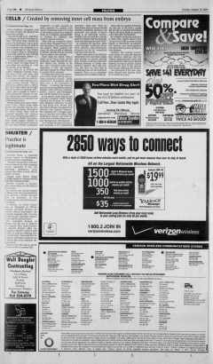 Altoona Mirror, August 10, 2001, Page 6
