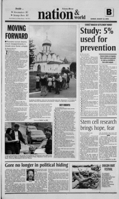 Altoona Mirror, August 12, 2001, Page 26