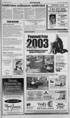 Altoona Mirror, August 23, 2001, Page 6