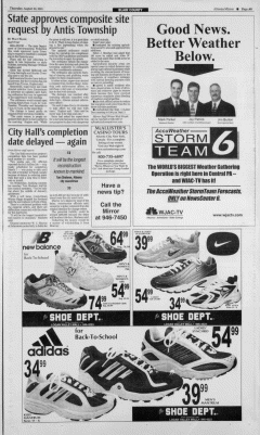 Altoona Mirror, August 23, 2001, Page 10