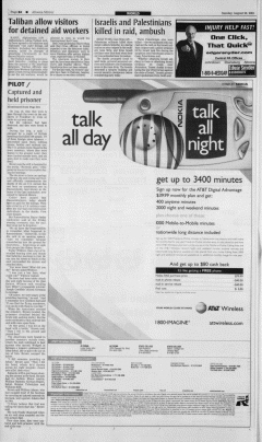 Altoona Mirror, August 26, 2001, Page 32