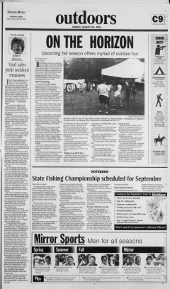 Altoona Mirror, August 26, 2001, Page 54