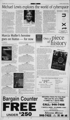 Altoona Mirror, August 26, 2001, Page 64