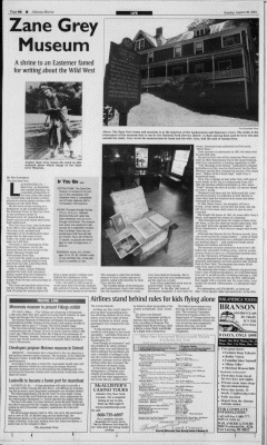 Altoona Mirror, August 26, 2001, Page 72