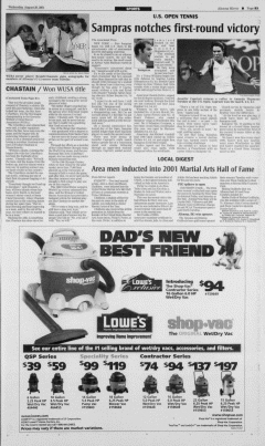 Altoona Mirror, August 29, 2001, Page 34