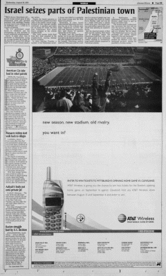 Altoona Mirror, August 29, 2001, Page 44
