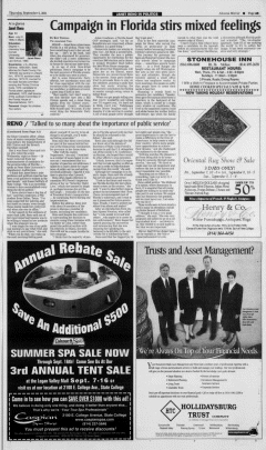 Altoona Mirror, September 06, 2001, Page 10