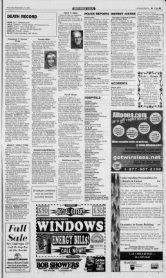 Altoona Mirror, September 06, 2001, Page 18