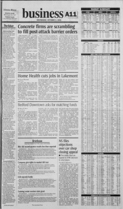 Altoona Mirror, October 03, 2001, Page 22