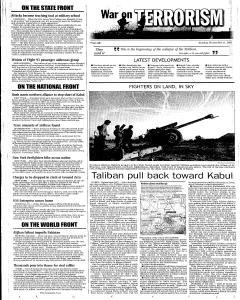 Altoona Mirror, November 11, 2001, Page 11