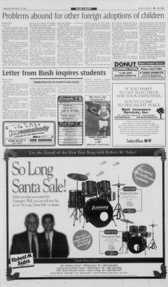 Altoona Mirror, December 31, 2001, p. 3