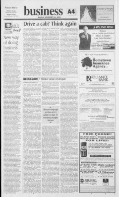 Altoona Mirror, December 31, 2001, p. 4