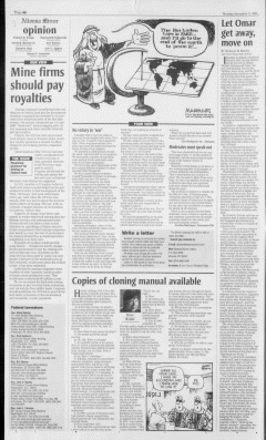 Altoona Mirror, December 31, 2001, p. 6