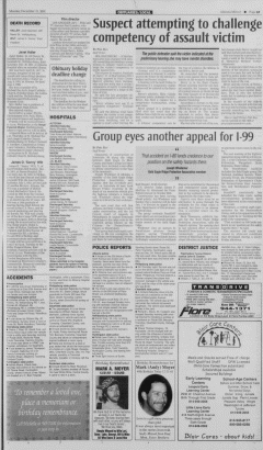 Altoona Mirror, December 31, 2001, p. 7