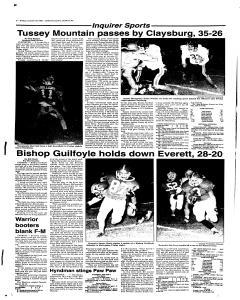Bedford Inquirer, October 30, 1998, Page 6