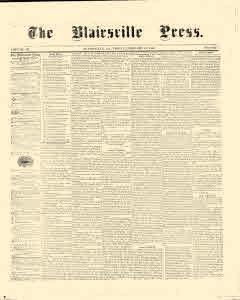 Blairsville Press, February 19, 1869, Page 1