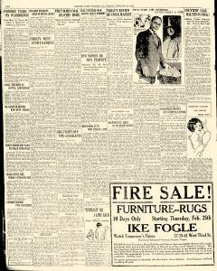Chester Times, February 23, 1926, Page 2
