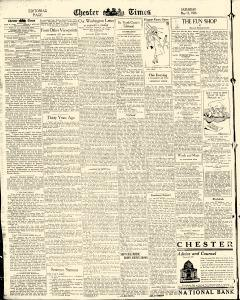 Chester Times, May 15, 1926, Page 6