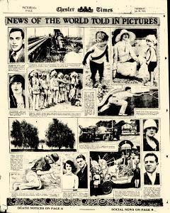 Chester Times, July 29, 1926, Page 18